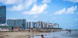 Playa sur miami
