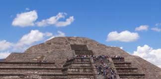 Piramide del sol mexico