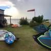 Windsurf en Miramar Córdoba