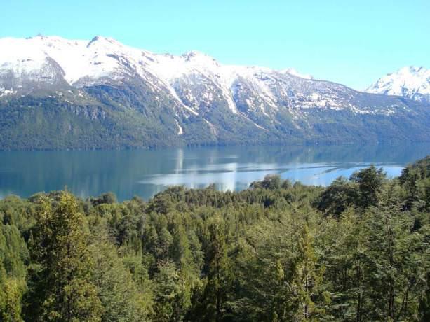 Lago Rivadavia, Chubut