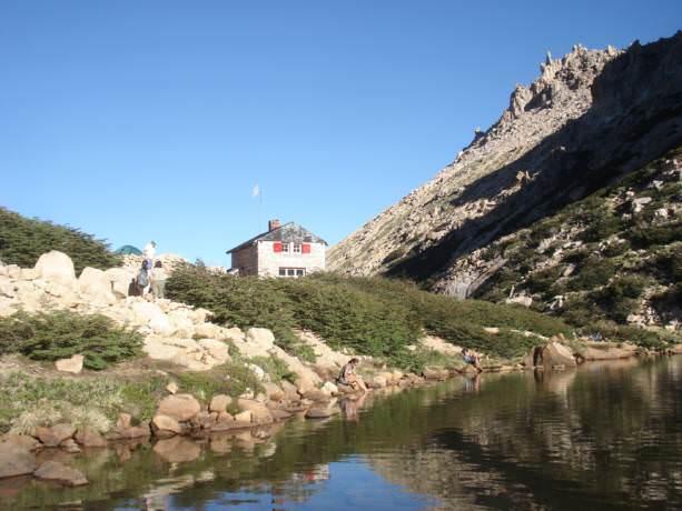 Refugio Frey Bariloche Rio Negro