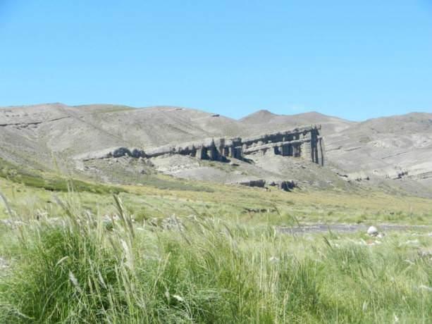 Castillos de Pincheira, Malargüe, Mendoza