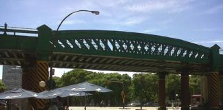 Barrio Palermo Puente Pacífico