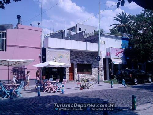 Barrio de Palermo Soho