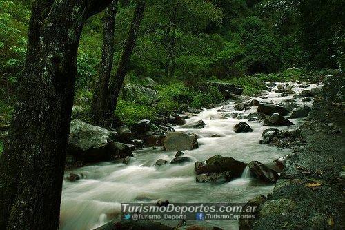 Cascada Quebrada de san lorenzo salta