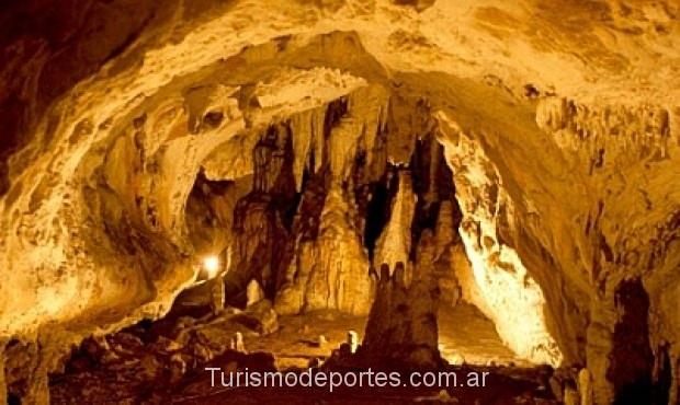 Caverna de las brujas Malargue Mendoza