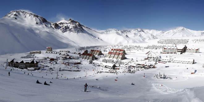 Cerro Las Leñas Mendoza