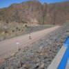 Longboard en represa Los reyunos Mendoza