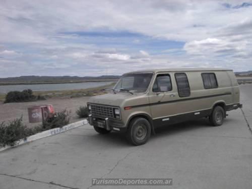 La Chancha Ford Econoline 1981