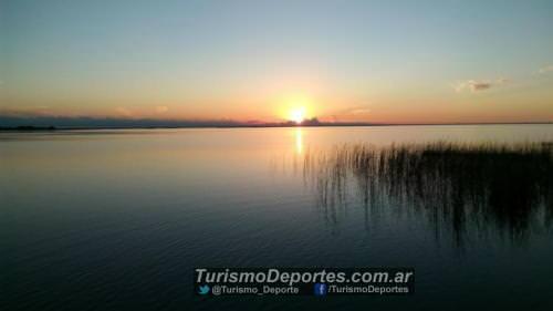 Lago Iberá en esteros del iberá