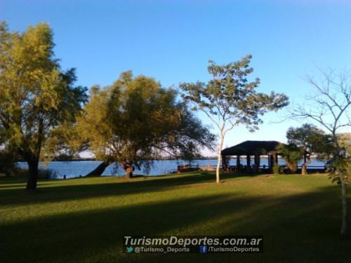Camping municipal esteros del iberá