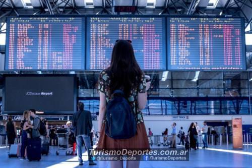 Turismo extranjero en Argentina