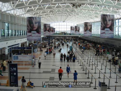 Alquiler de autos en vacaciones Turismo extranjero en Argentina