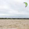 Kitesurf en el Rio De La Plata