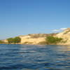 La orilla del Río Negro en General Roca Rio Negro