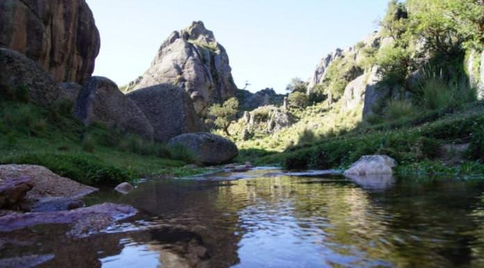 Lago Los Gigantes Cordoba Champaqui