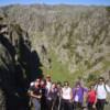 Trekking cerro Champaqui Los Gigantes Cordoba
