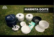 Marmita doite 2 o 4 perssonas