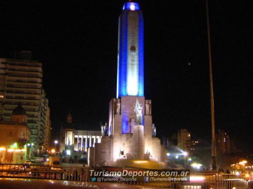 Monumento a la bandera Rosario Santa Fe