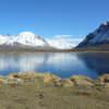 Laguna El Sosneado Mendoza