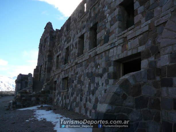 Hotel Termas El Sosneado Mendoza