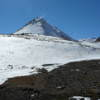 Cerro El Sosneado Mendoza nevado