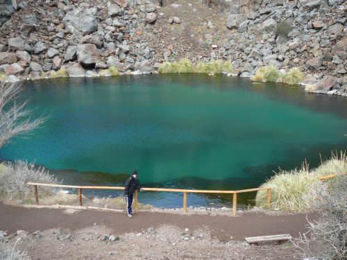 Laguna Niña Encantada Mendoza