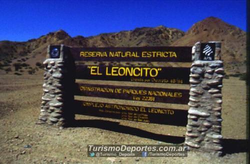Parque Nacional El leoncito San Juan