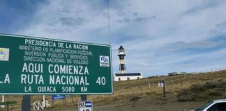 Patagonia argentina por la ruta 40