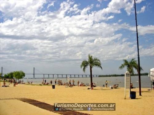 Playa Rosario Santa Fe