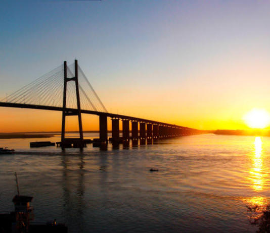 Puente Rosario Santa Fe