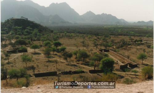 Ruinas de Shincal Catamarca