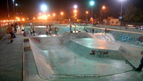 Skatepark General Roca Rio Negro