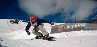 Snowboard Chapelco Neuquen