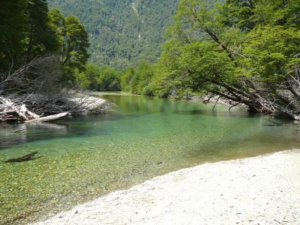 Rio Termas del Queni San Martín De Los Andes