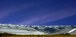 Mendoza en invierno