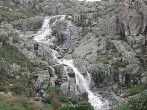 Cascada Tandil Buenos Aires