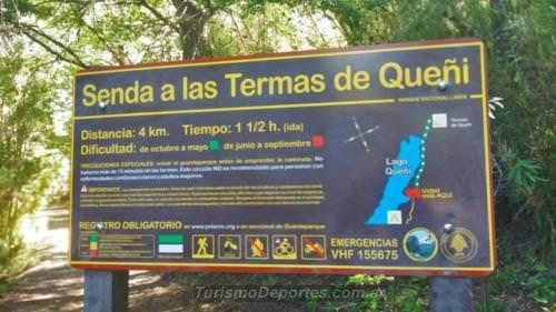 Termas del Queñi San Martín De Los Andes 3