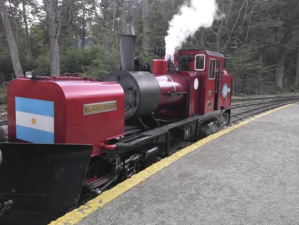 Tren del fin del mundo ushuaia