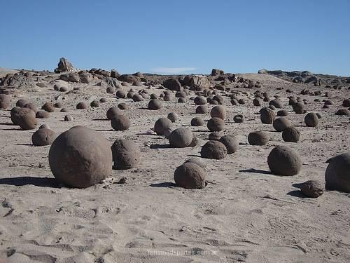 Valle de la luna Parque nacional Ischigualasto