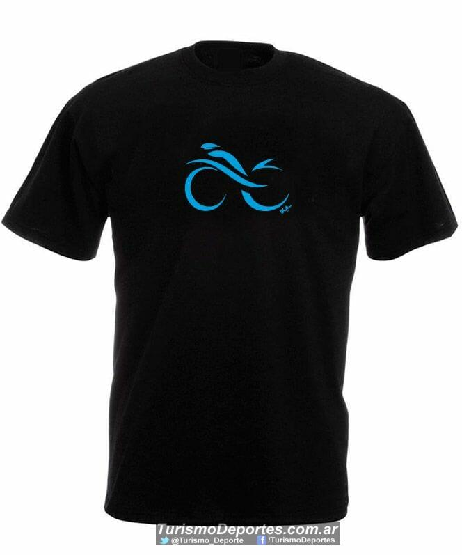 IKA Style Abstract bike ciclismo remera Zenith canondale Olmo Plegable