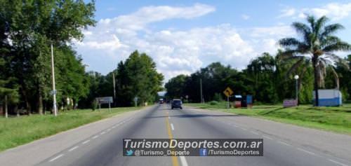 Viajar en auto argentina