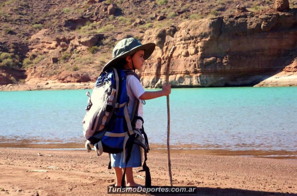 como distribuir el peso en la mochila de trekking 2