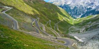 conducir en montaña