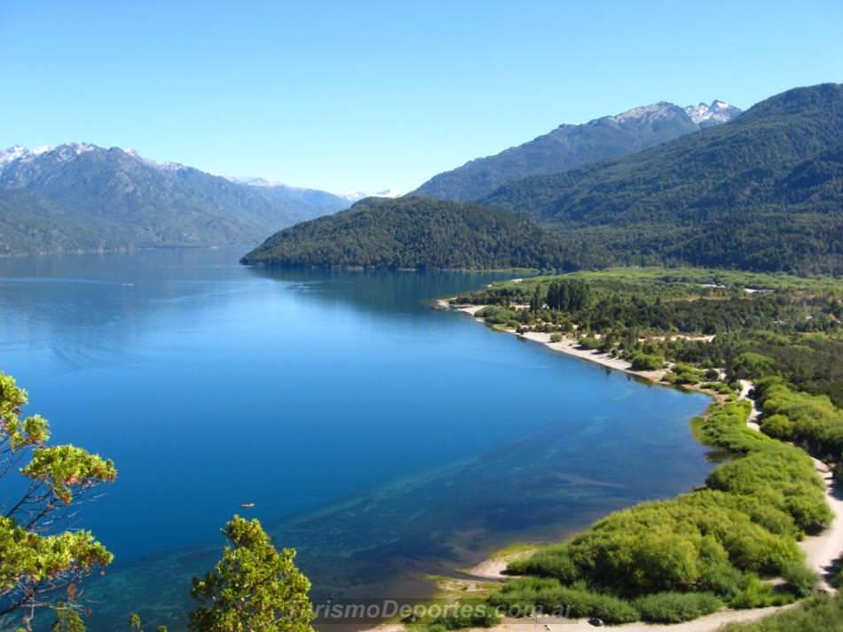Lago Rivadavia Parque Nacional Los alerces Chubut