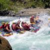 rafting en Villa Pehuenia Alumine Neuquen