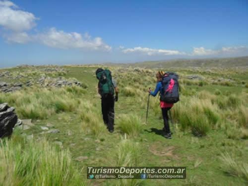 Trekking Pueblo Escondido Cordoba Cerro Aspero